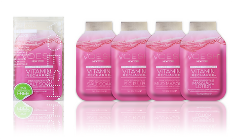 Pedi in a Box Deluxe-Vitamin Recharge wi