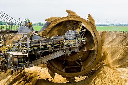 brown-coal-bucket-wheel-excavators-engin