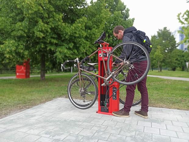 CykloHub - Brno