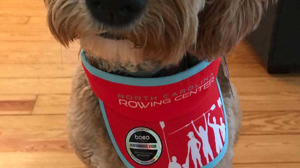 Rowing Center Visor 2020