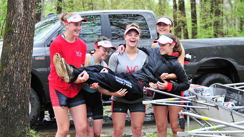 Rowing Center Sweatpants (unisex)