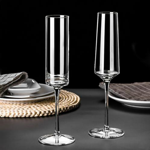 170ml Champagne Glass Lead Free Crystal Wine Glass