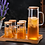 Thumbnail: Simple Household Kettle Set Water Bottle Glass Teapot