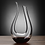 Thumbnail: U-shaped swan red wine dispenser/decanter