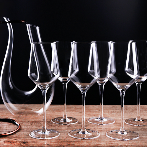 High Quality Wine Decanters Wine Glass cup holder shot glass Wine set