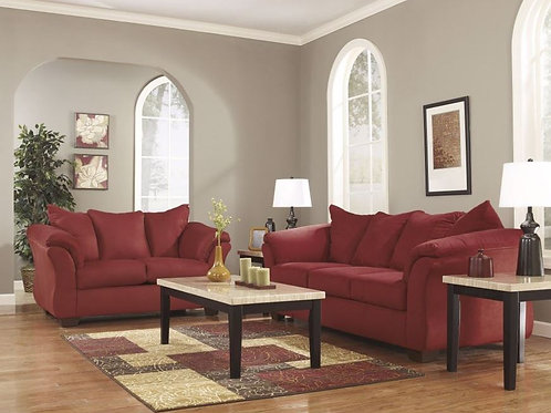 SONNEY SALSA SOFA AND LOVESEAT