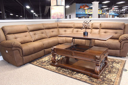 STAMPEDE POWER RECLINING SECTIONAL
