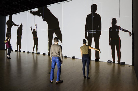 SFMOMA Media Arts exhibitions