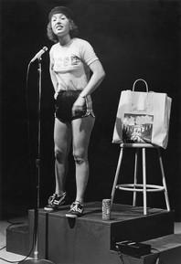 Susan Mogul: Comedy As a Backup