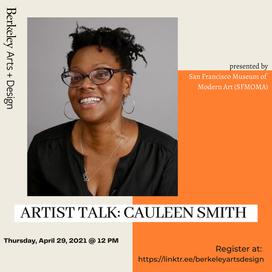 Artist Talk: Cauleen Smith