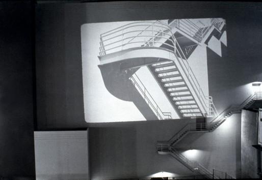 Proto-Stairwell's: Jim Melchert's Location Project #10