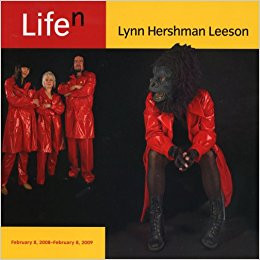 Life to the power of n: Lynn Hershman Leeson