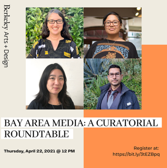 Bay Area Media: A Curatorial Roundtable