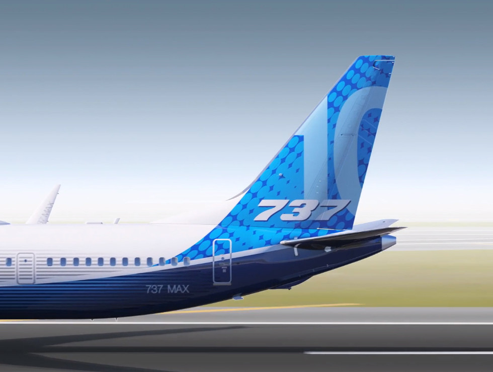 Airplane 3d Animation