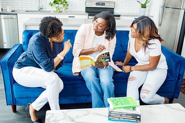 Unlocking Financial Sisterhood Small Gro