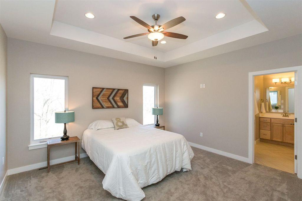 bedroom - 1252 eagle pl