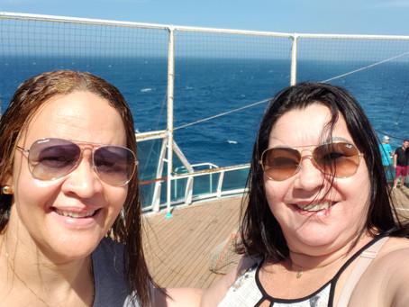 Linda esse Mar do Caribe!