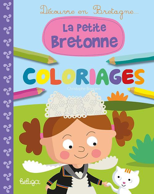 Coloriages La petite Bretonne