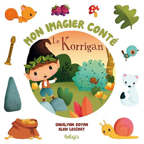 Mon imagier conté - Le Korrigan