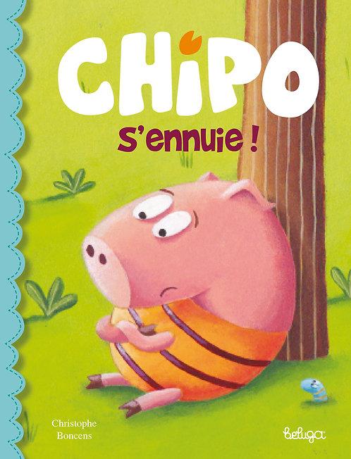 Chipo s'ennuie !