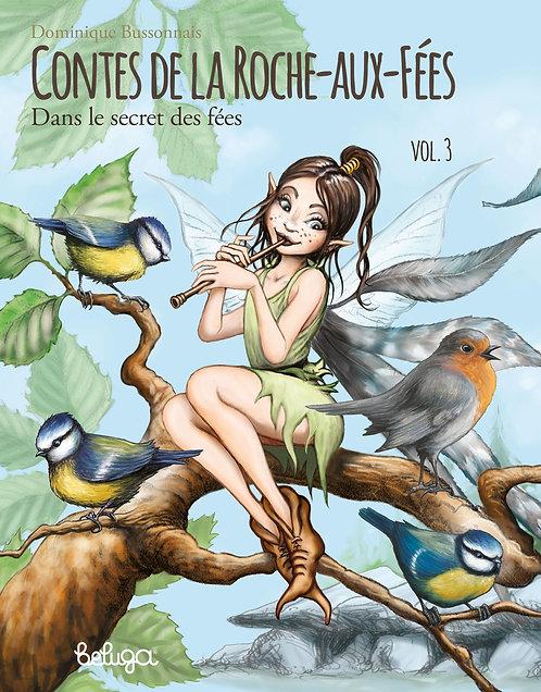 Contes de la Roche-aux-Fées – Dans le secret des fées