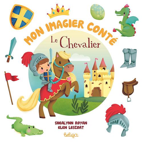 Mon imagier conté - Le Chevalier