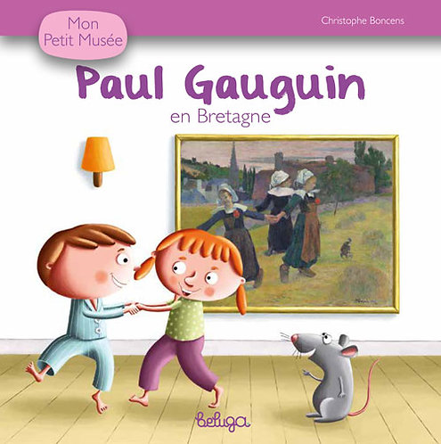 Paul Gauguin en Bretagne