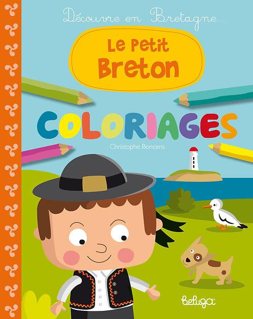 Coloriages Le petit Breton