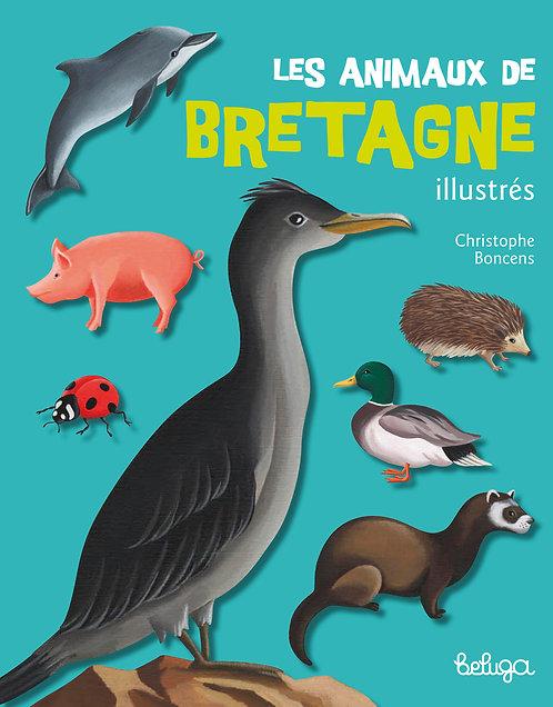 Les Animaux de Bretagne illustrés