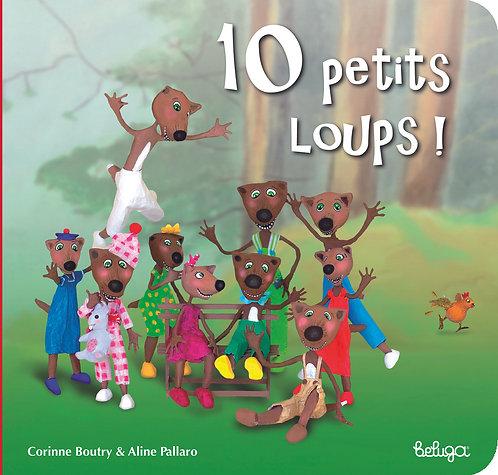 10 petits loups !
