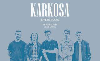 [Karkosa Live In Busan] 2019. 2. 23. sat. pm7 @ Club Cynic