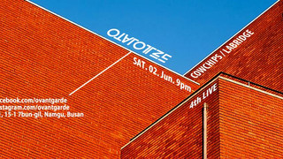 [OVANTGARDE 4th Live] 2018. 6. 2. sat. pm 9 @ Ovantgarde