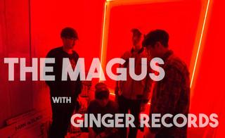 밴드 더 매거스 (the Magus)가 진저레이블과 함께 합니다!