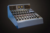 The Roots 500 ​  8 or 16 channel tube/hybrid recording console    All tube and transformer input module mic pre / line input / DI  2 - 500 slots above each input module (total 20 modules for 8 channel)  Stereo buss 4 group / buses / 4 aux sends / meter on each channel  8 channel monitor section with 4 aux sends (16 channels on mixdown)  Full featured master section  Fully regulated tube hi voltage linear power supplies