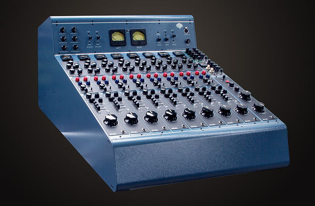 Tree Audio Roots Gen II tube recording console