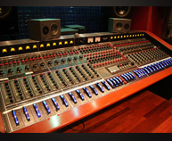 Tree Audio designs and builds custom analog recording consoles