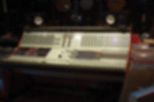 Tree Audio custom recording console designed for Steve Vai