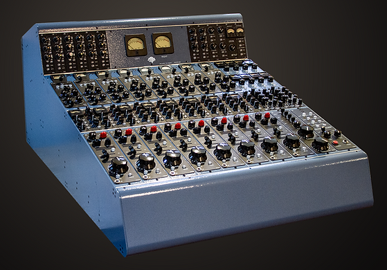 Tree Audio's Roots 500 recording console