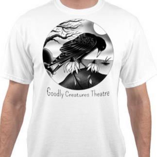 Custom Raven T-Shirt