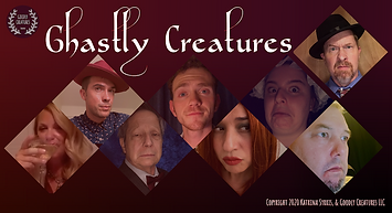 Ghastly Creatures by Katrina Syrris