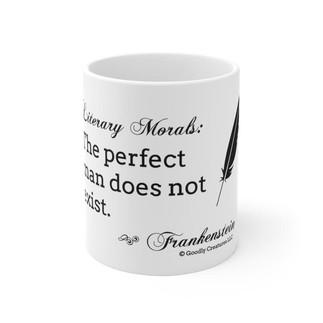 Literary Morals: Frankenstein Mug