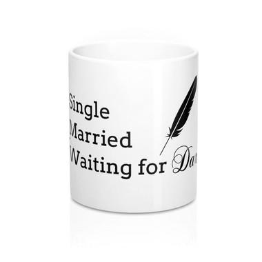 Waiting for Darcy Mug