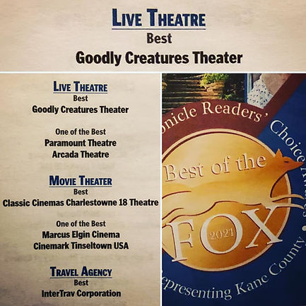 Kane County Chronicle: Best Live Theatre