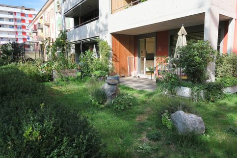 Gartenwohnung Biel