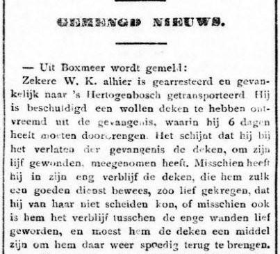 Wollen deken uit gevangenis 09-11-1876.j