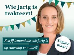 FB jarig