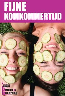 Vakantietijd! Ooit komkommertijd.