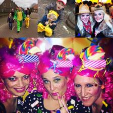 Ja, wij hossen met carnaval