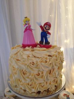 Mario Wedding