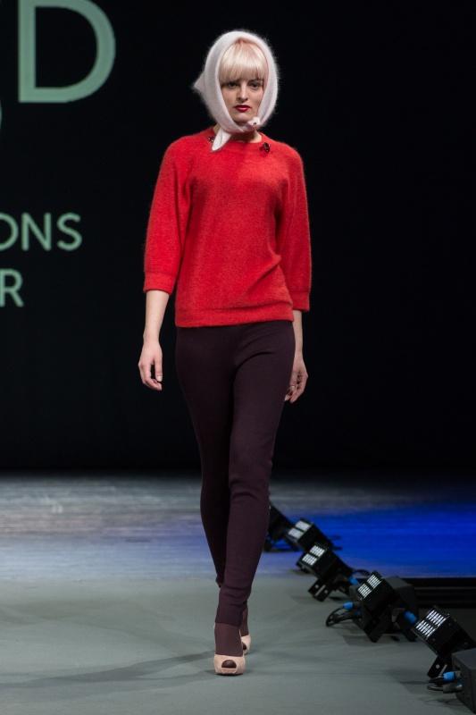 VIN ROUGE, Modes Manifestācija 2014